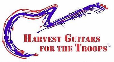 Harvest Guitars for the Troops