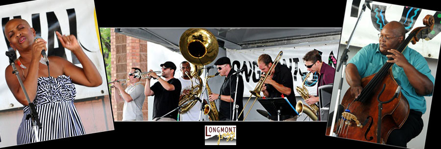 Longmont Jazz Events